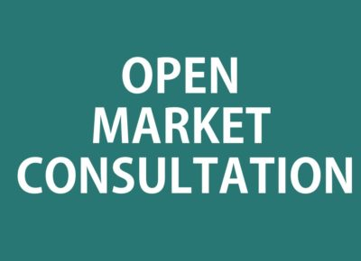 oncNGS Open Market Consultation (OMC)