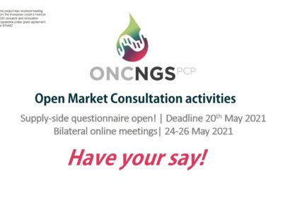 OMC: Supply-side questionnaire open!