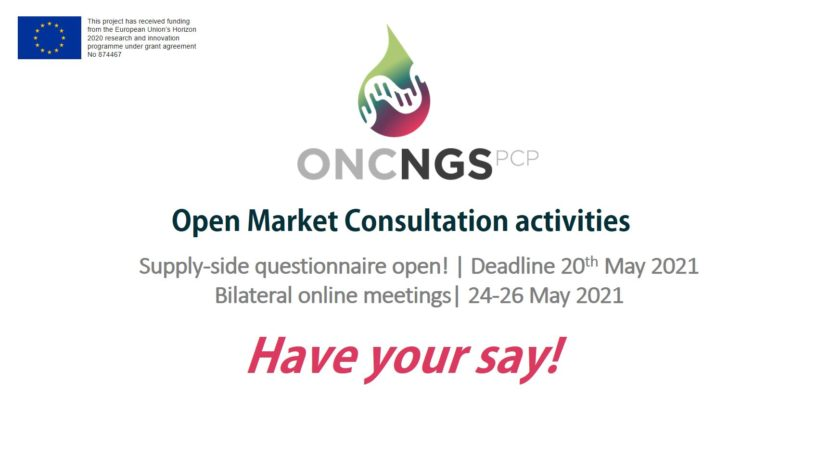 OMC: Supply-side questionnaire open until May 20!