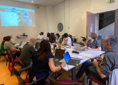oncNGS consortium meeting in Paris